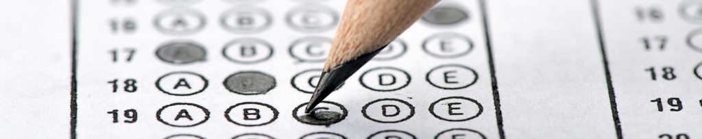 Required Entrance Exams like TOEFL, IELTS, SAT/SAT II, ACT, & CLEP