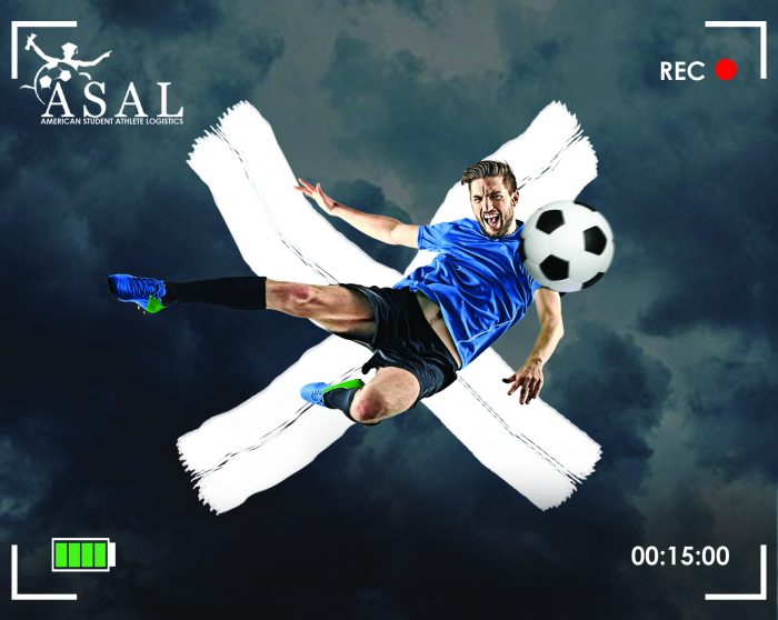 Highlight Film & Editing Options with Club Logo | ASAL Sports