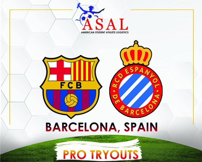 Barcelona and Spain Pro Tryouts hosted by RCD Espanyol