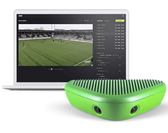 Rent Camera for Panoramic Video with AI Detects Goals